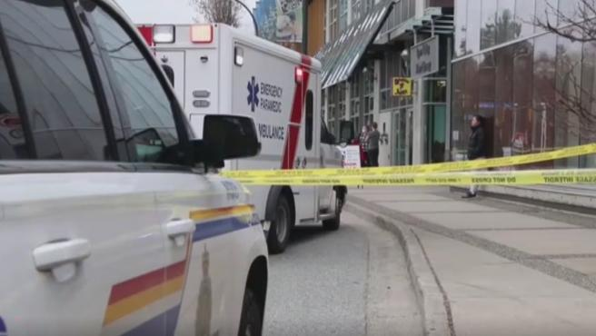 Woman Dead And Six Injured In Multiple Stabbing In Canadian Library