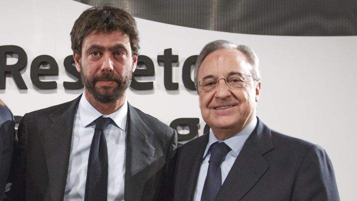 Florentino And Agnelli, Hunted In Barcelona Before Seeing Laporta